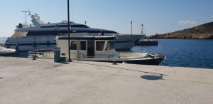 Rent a boat in Cyclades